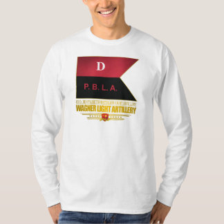 Wagnerの軽砲の服装 Tシャツ