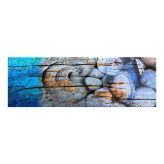 """Waiheke島""の-ビーチの生命写真の芸術 フォトプリント"