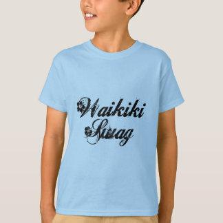 Waikikiのスワッグ Tシャツ