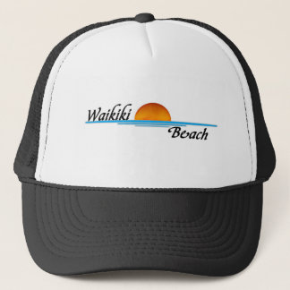 Waikikiのビーチ キャップ