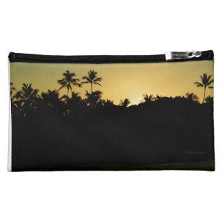 Waikikiの日の出 コスメティックバッグ