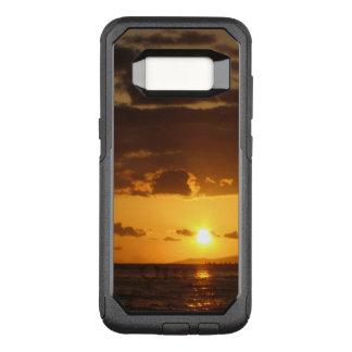 Waikikiの日没 オッターボックスコミューターSamsung Galaxy S8 ケース