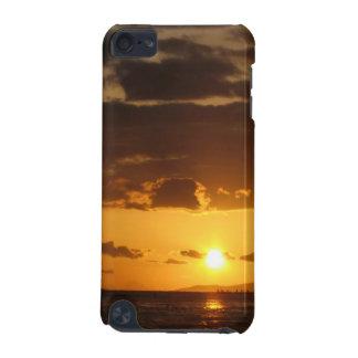 Waikikiの日没 iPod Touch 5G ケース