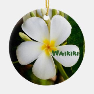Waikikiの記念品 セラミックオーナメント