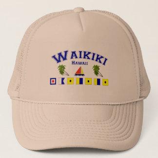 Waikiki、HI キャップ