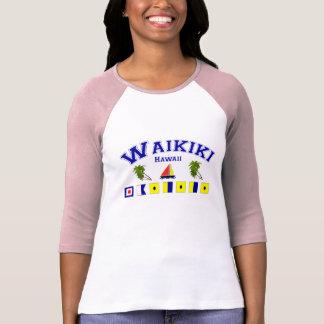 Waikiki、HI Tシャツ