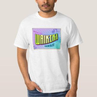 WAIKIKI Tシャツ