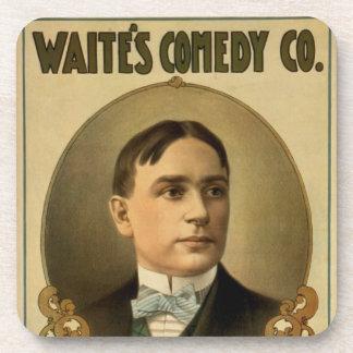 Waiteの喜劇Co. コースター