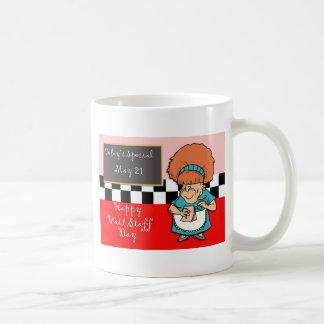 Waitstaff日5月21日 コーヒーマグカップ