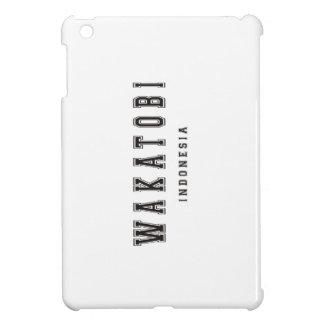 Wakatobiインドネシア iPad Mini カバー