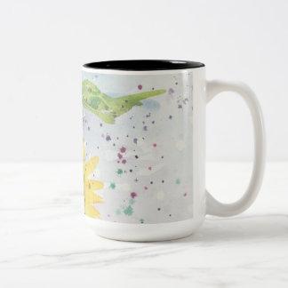 Wake up Little Suzi mug ツートーンマグカップ