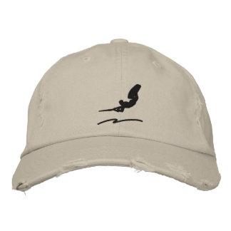 Wakeboardの帽子 刺繍入りキャップ