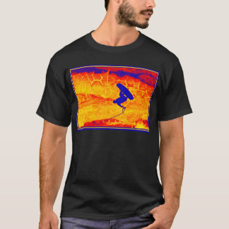 Wakeboardの秘法 Tシャツ