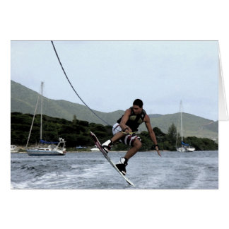 Wakeboarding カード