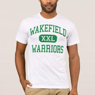Wakefield -戦士-高アーリントンヴァージニア tシャツ