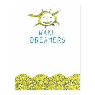 WAKU DREAMER BAG ~Art by kids of Philippines~ ポストカード