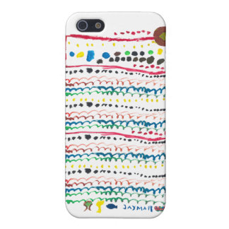 WAKU iPhone CASE  ~Art by kids of Philippines~ iPhone 5 カバー