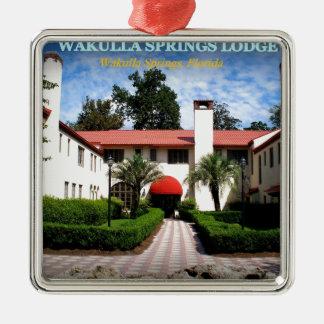 WAKULLAの春ロッジ、WAKULLAの春、FL メタルオーナメント