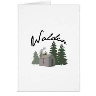 Walden カード