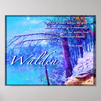 Walden ポスター