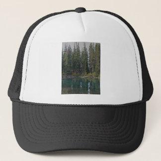 Waldo湖、オレゴン キャップ