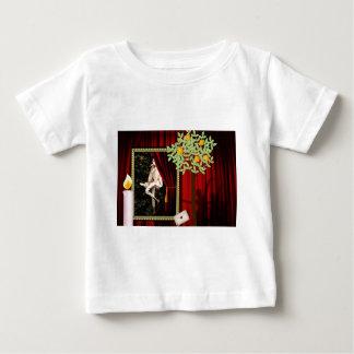Waldolalaのバレエ ベビーTシャツ