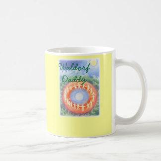 Waldorfのお父さん コーヒーマグカップ