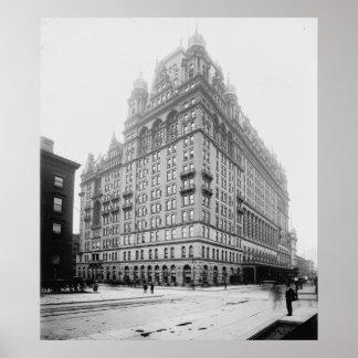 Waldorf-Astoria ポスター