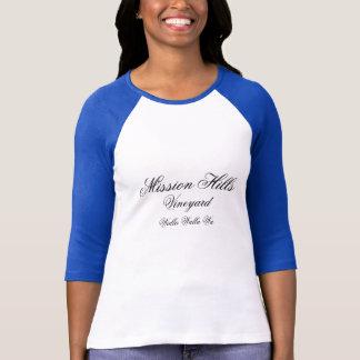 wallaのwallaのワイン tシャツ