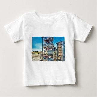 Walla Wallaのワイン ベビーTシャツ