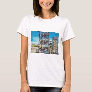 Walla Wallaのワイン Tシャツ