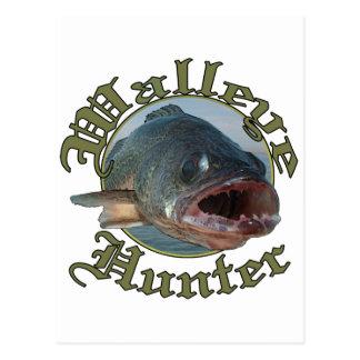 Walleyeのハンター2 ポストカード