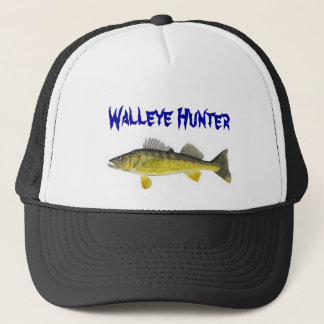 Walleyeのハンター キャップ