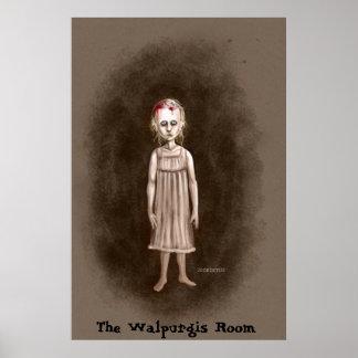 Walpurgis部屋ポスターマンディ ポスター