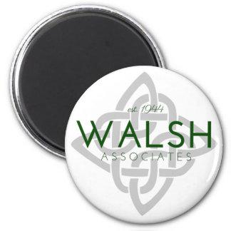 Walshのロゴ マグネット