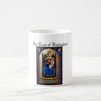 Walsinghamのマグの私達の女性 コーヒーマグカップ