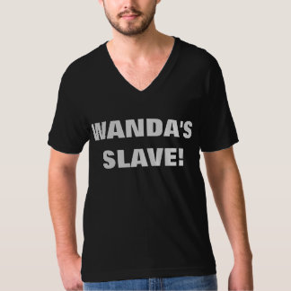 WANDAの奴隷! Tシャツ