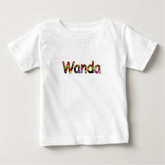 WandaのTシャツ ベビーTシャツ