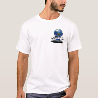 Wanda D-TVの解決 Tシャツ