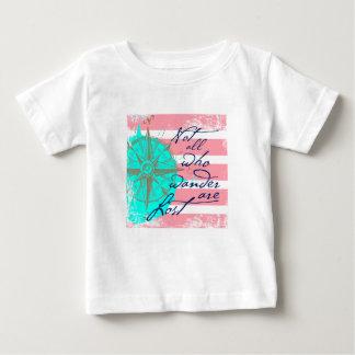 wander失ったすべて ベビーTシャツ