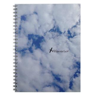 Wanderlustのノート ノートブック