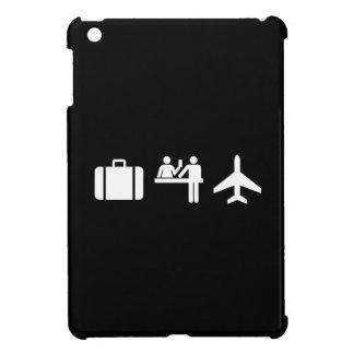 WanderlustのピクトグラムのiPad Miniケース iPad Miniケース