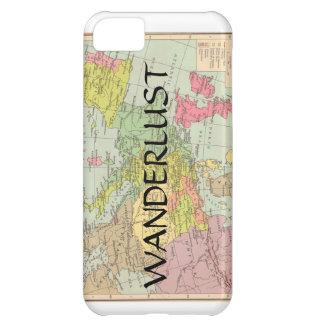 Wanderlustの場合 iPhone5Cケース