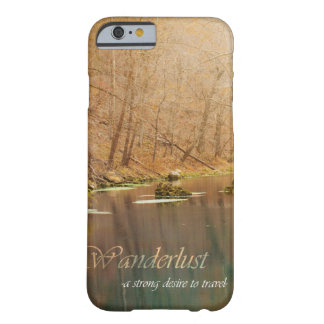 WanderlustのIphoneの場合 Barely There iPhone 6 ケース