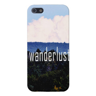 WanderlustのiPhone 5の場合 iPhone 5 ケース