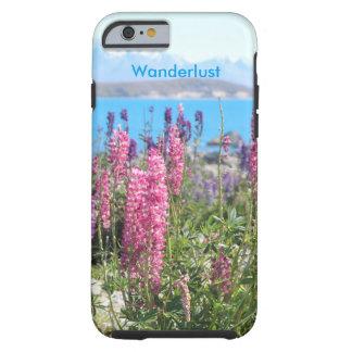 WanderlustのiPhone 6/6s (ニュージーランドの写真) ケース