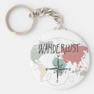 Wanderlust キーホルダー