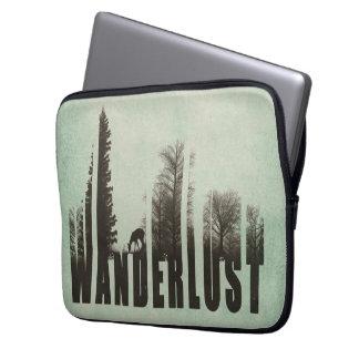 Wanderlust ラップトップスリーブ
