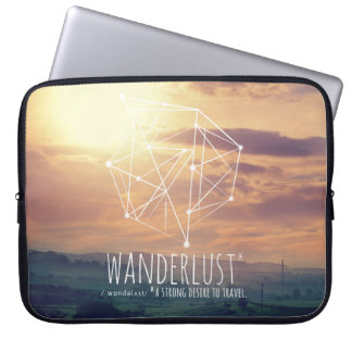 Wanderlust (丘): ラップトップスリーブ
