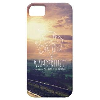 Wanderlust (丘): iPhoneカバー iPhone SE/5/5s ケース